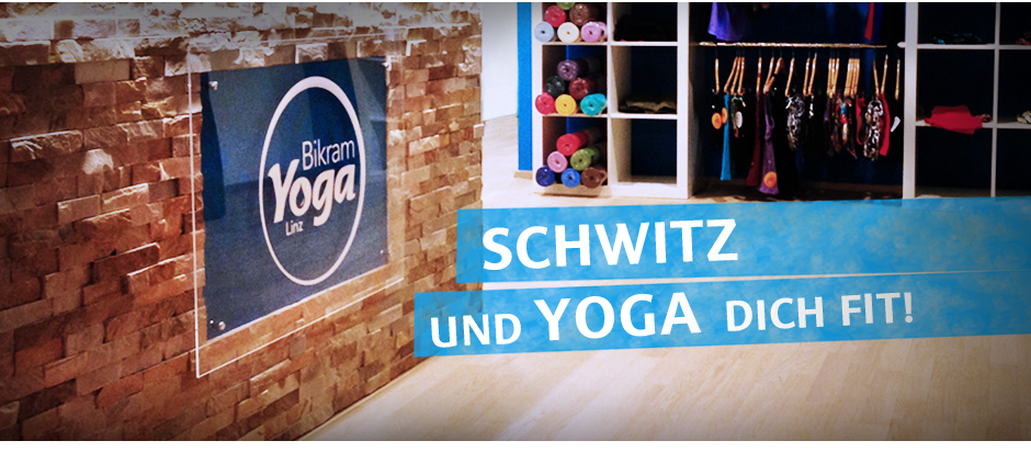 copyright bei Bikram Yoga Linz