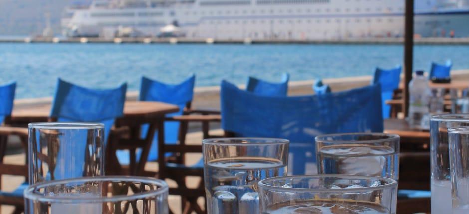 Hafen Itea