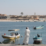 Hafen Mirbat