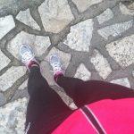 Laufen am Lungomare