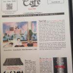 Speisekarte News Cafe