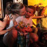 Kinderdisco mit Mama