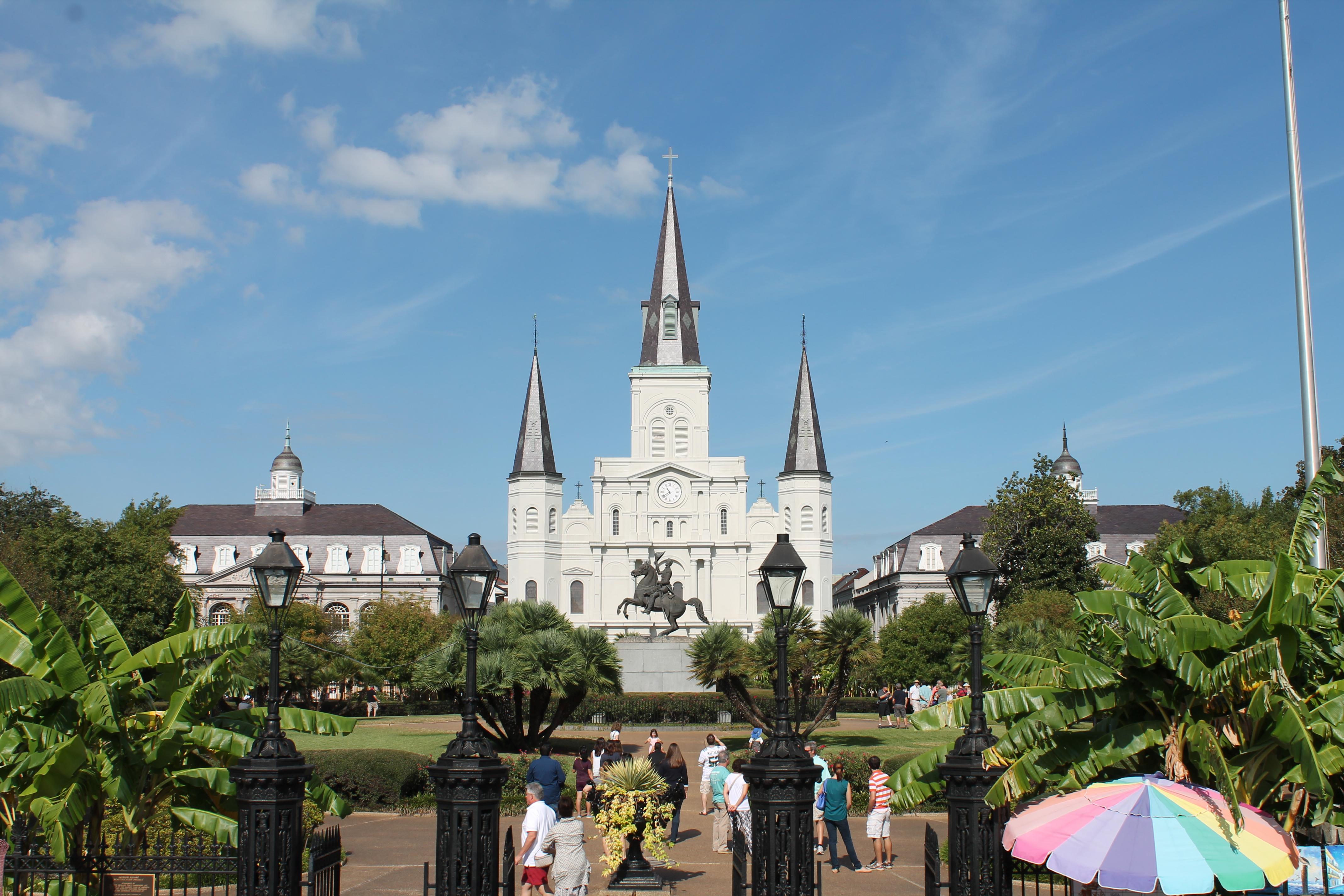 Die unamerikanischste Stadt der USA - New Orleans   Silviaschreibt.de