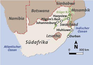 FTI Rundreise Südafrika
