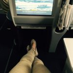Beinfreiheit Business Class