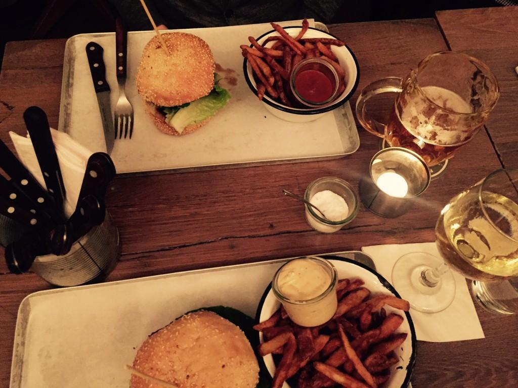 Brooklyn Burger Restaurant