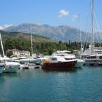 Montenegro_Yachthafen