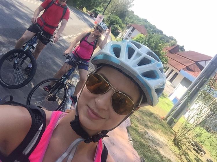 Ready for Biking auf Langkawi