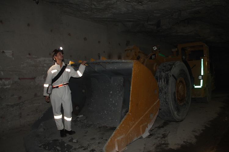 Cullian Diamantenmiene Südafrika