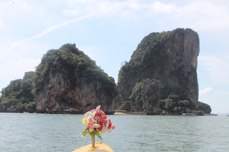 James Bond Island voraus