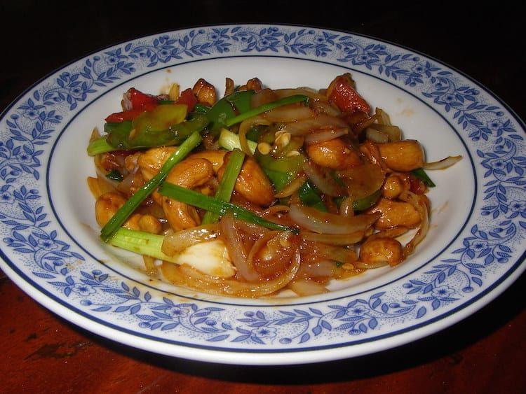 Ergebnis aus dem Kochkurs in Bangkok