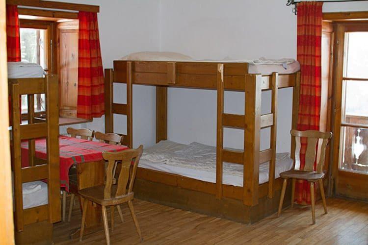 Berghof - 6-Bett Zimmer