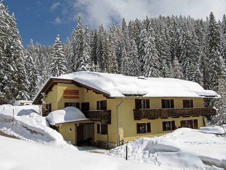 Hütte Berghof Hochkönig