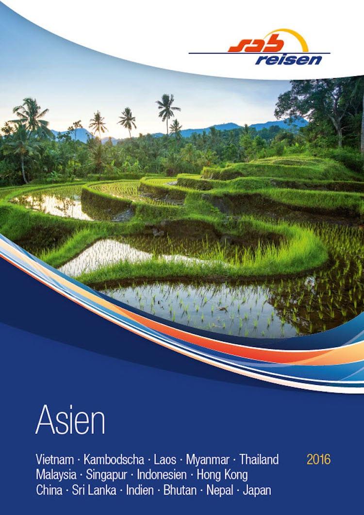 Sabtours Asien Katalog 2016