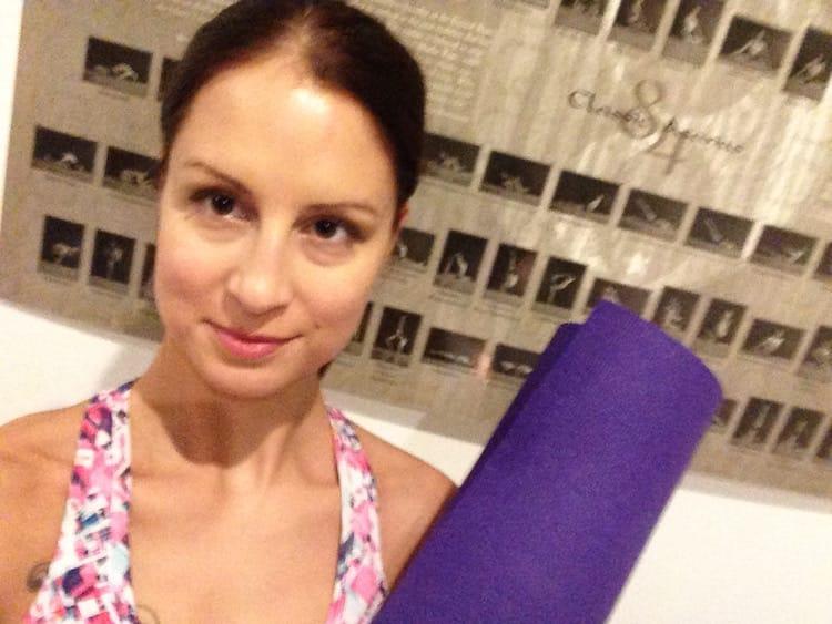 Bikram Yoga in Schönbrunn