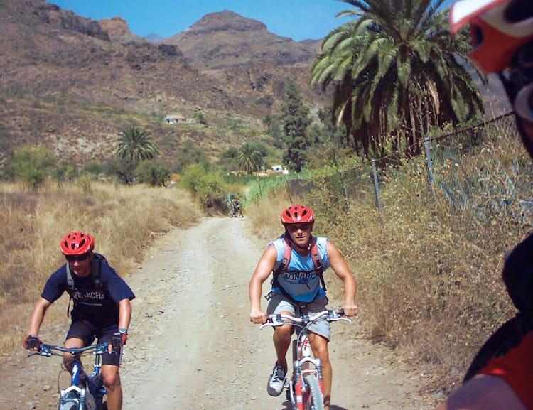Biken auf Gran Canaria © Thomas Cook Austria