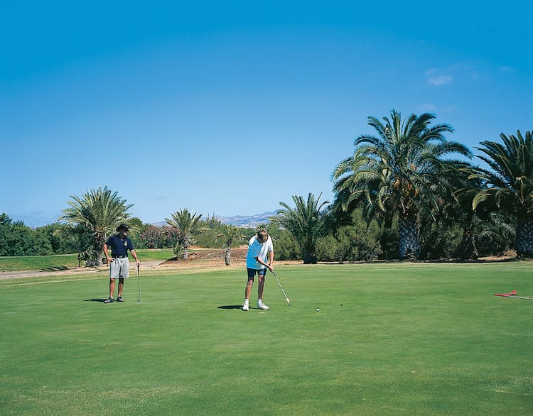 Golfplatz Gran Canaria © Thomas Cook Austria