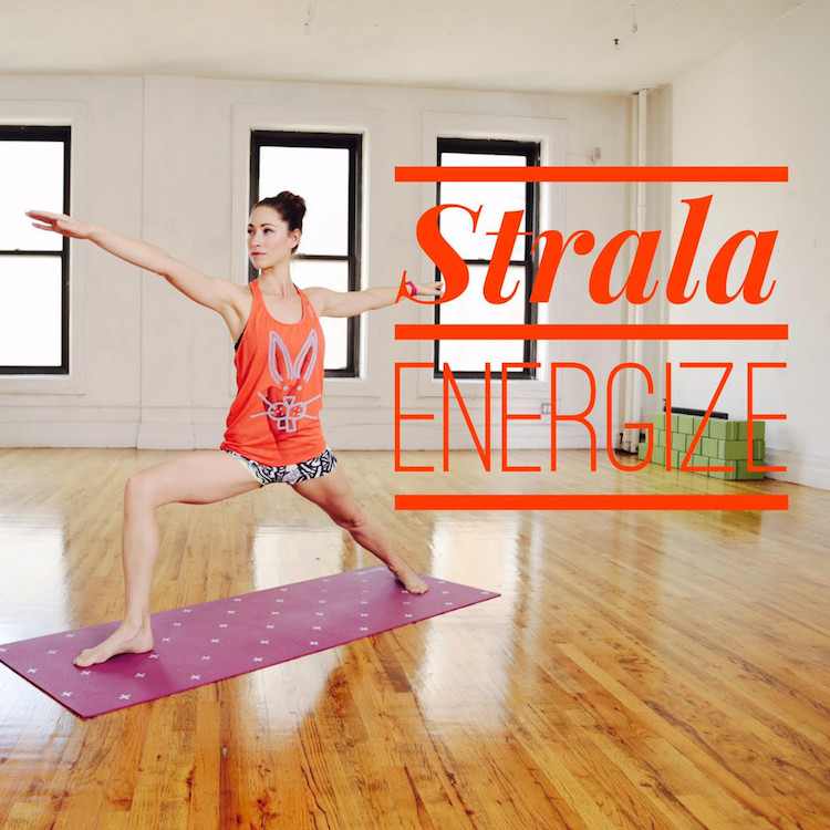 Strala Yoga mit Tara Stiles