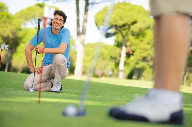 Golfen bei TUI