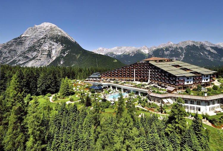 Hotel Interalpen Tyrol