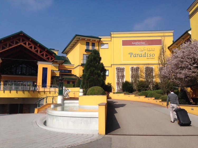4* Superior Hotel Paradiso Bad Schallerbach