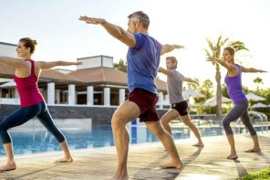 Golf, Fitness & Yoga im Urlaub mit TUI