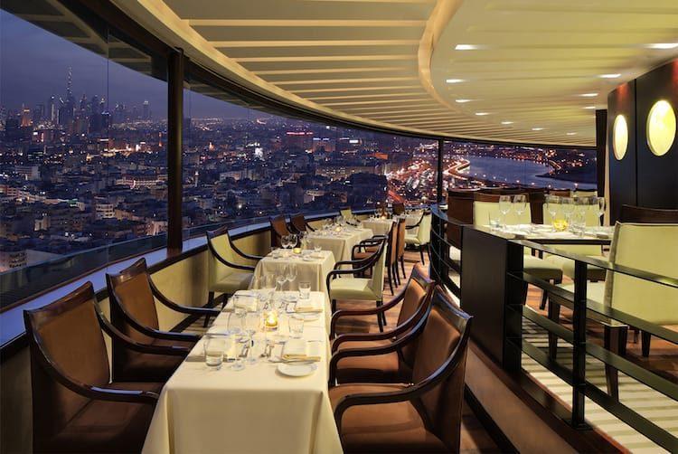 Hyatt Regency Dubai - Al Dawaar Revolving Restaurant - copyright Hyatt Recency Dubai
