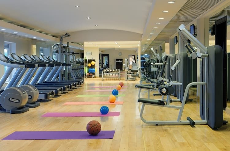 Hyatt Regency Dubai - Gym at Club Olympus Spa & Fitness - copyright Hyatt Regency Dubai