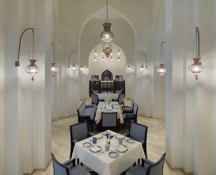 Hyatt Regency Dubai - Shahrzad Restaurant - copyright Hyatt Regency Dubai