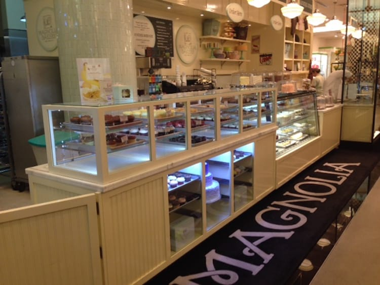 Magnolia Bakery in der Dubai Mall