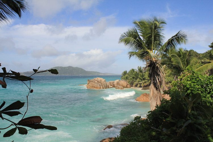 La Digue, die Bilderbuchinsel