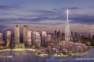 The Tower at Dubai Creek Harbour web