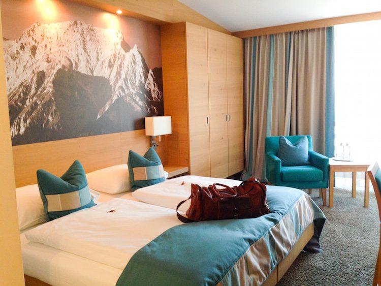 Zimmer im 4* Hotel Goldener Adler in Wattens