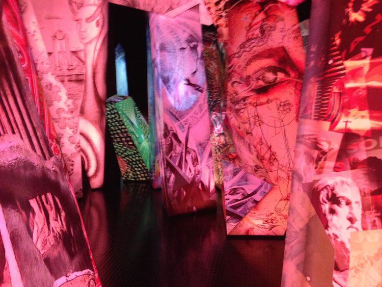 Ausstellung in Swarovski Kristallwelten