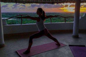 Yoga and Style mit Kamah