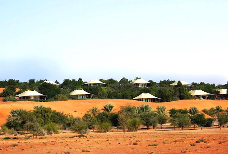 Al Maha Wüstenresort