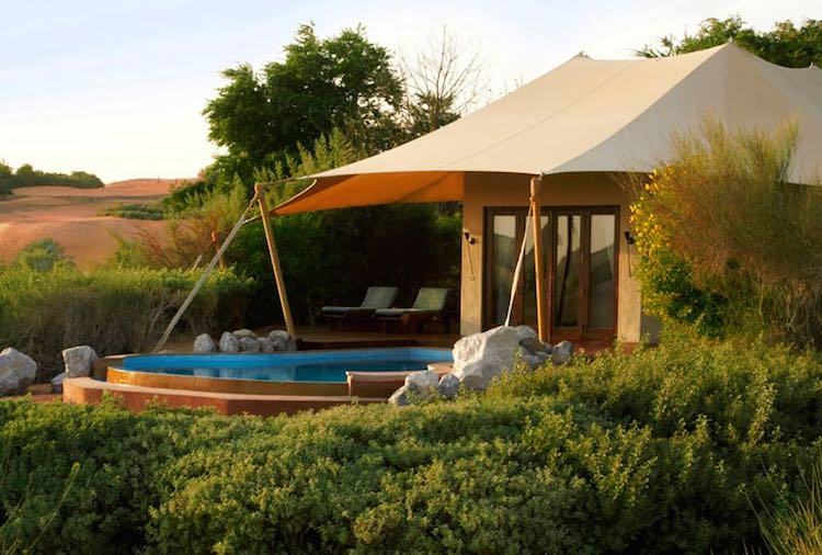 Beduinen Suite (c) Al Maha, a Luxury Collection Desert Resort & Spa, Dubai