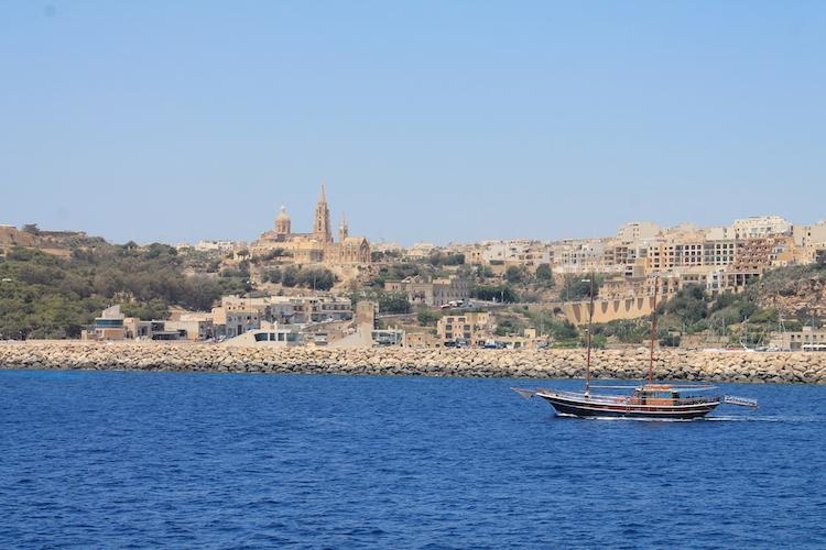 Die Schwesterinsel Gozo