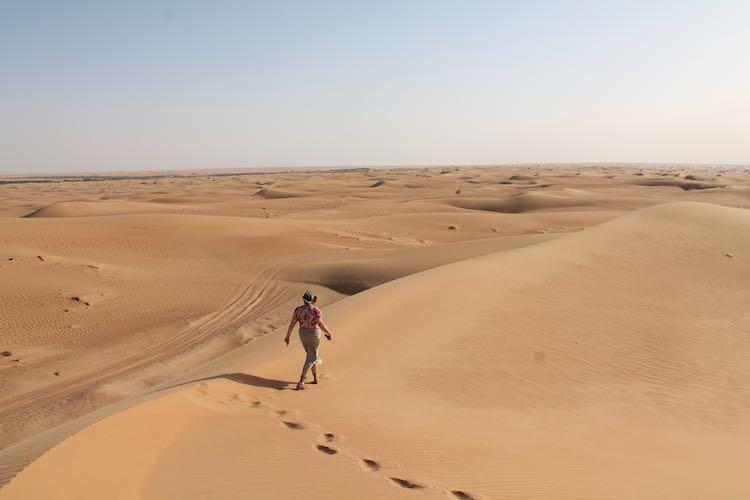 Nichts als Sand