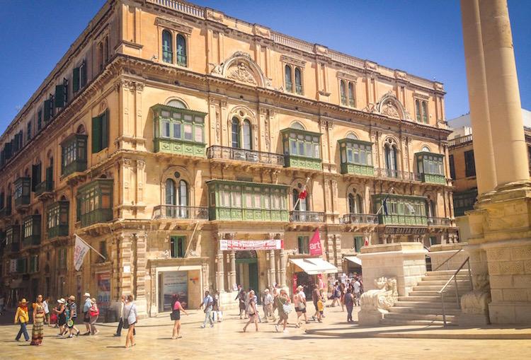 That's Malta