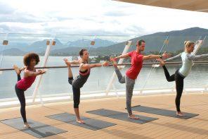 Namaste auf hoher See – Eine Yogakreuzfahrt