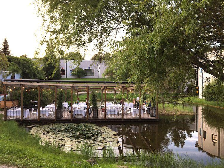 Restaurant GenussReich am Seerosenteich