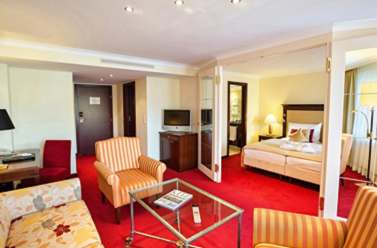 Junior Suite (c) Austria Trend Hotel Schloss Lebenberg