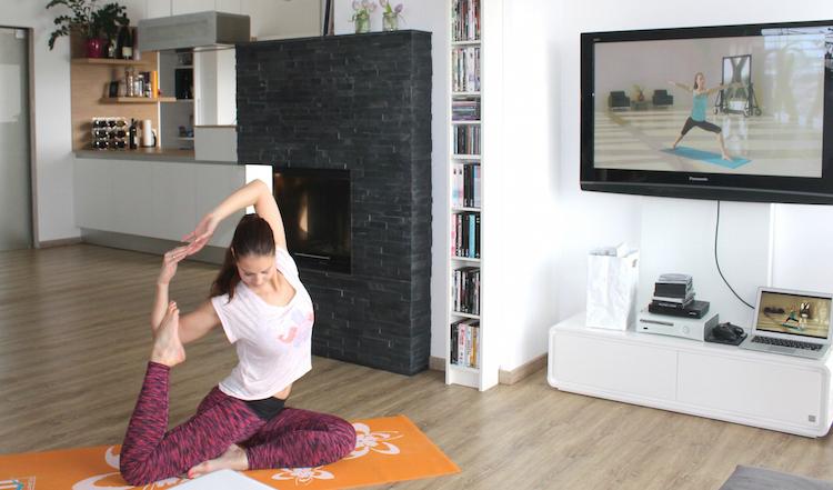 Yoga in dein eigenen vier Wänden #kamah