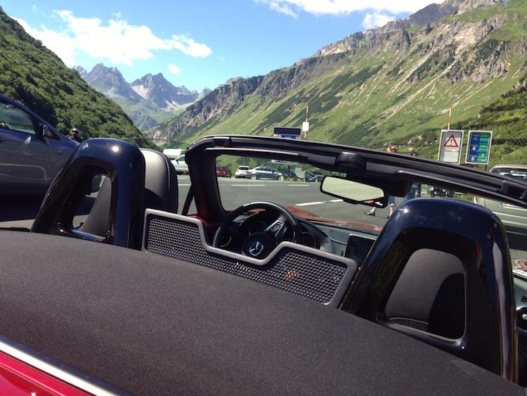 Übern Arlberg ins Ländle
