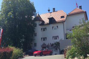 Hotel Schloss Lebenberg in Kitz