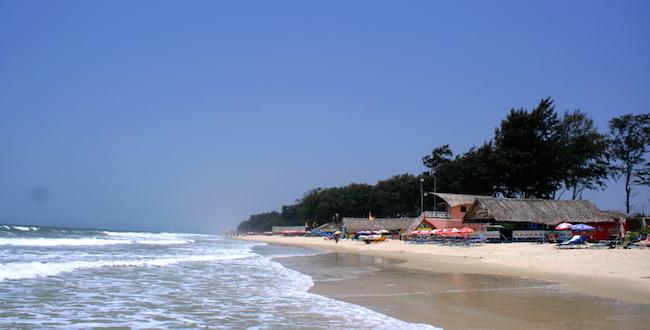 Betalbatim Beach 1