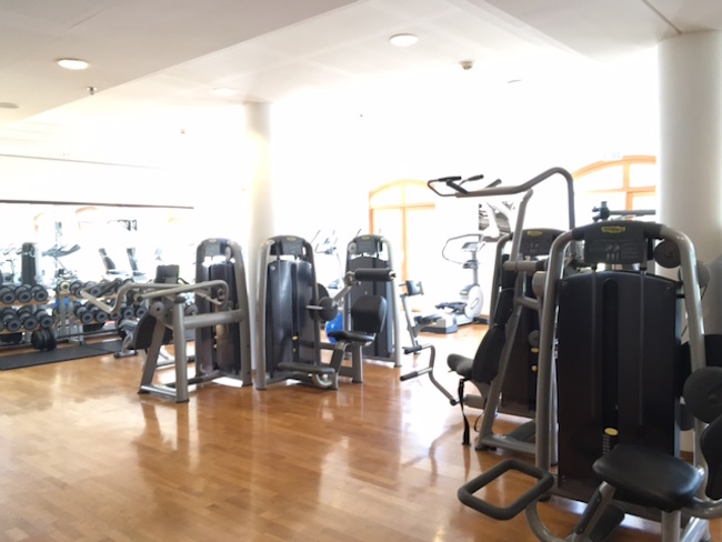Gym im A-ROSA Kitzbühel