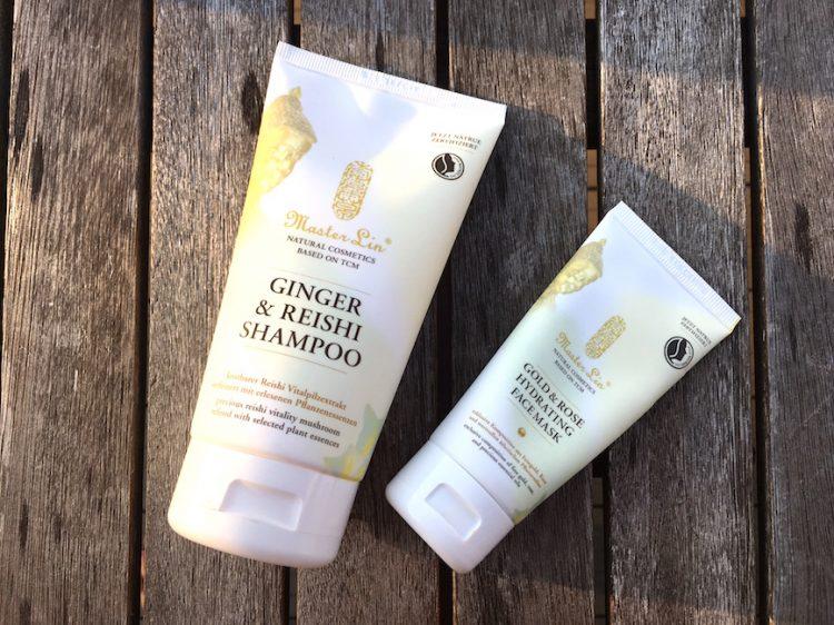 Shampoo & Gesichtsmaske von Master Lin