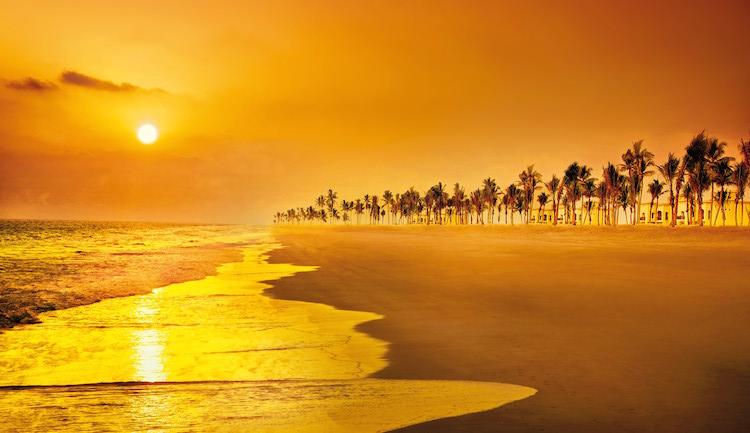 Salalah Beach (c) FTI Touristik